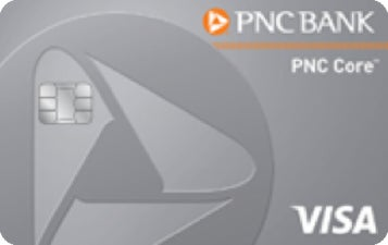 PNC Core® Visa® Credit Card
